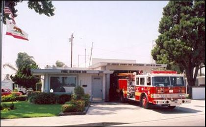 Fire Station 168